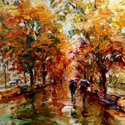 Lyudmila Agrich, 'Autumn Walk ', 2019