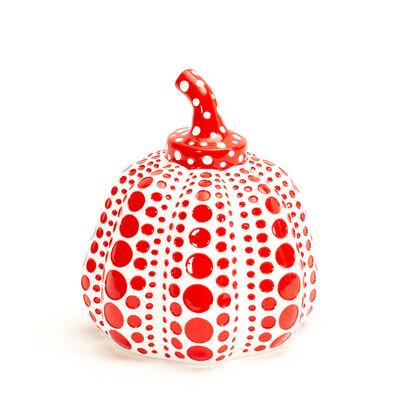 Yayoi Kusama, 'Pumpkin Object  (White)', 2016
