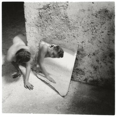 Francesca Woodman, 'Self-deceit #1, Rome, Italy', 1978