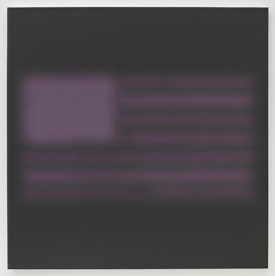 Mark Flood, 'Shroud Flag', 2014