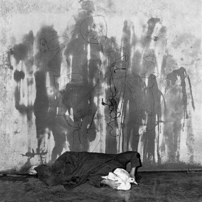 Roger Ballen, 'Wall Shadows', 2003