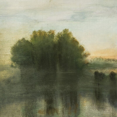 Poogy Bjerklie, 'Serene', 2019