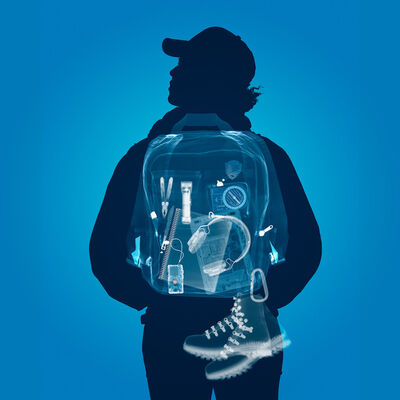 David Arky, 'Backpack 2', 2019