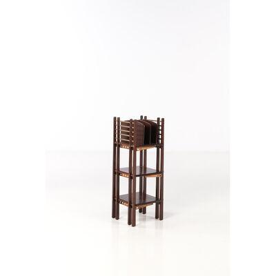 Gustave Serrurier-Bovy, 'Magazine holder - Music box'
