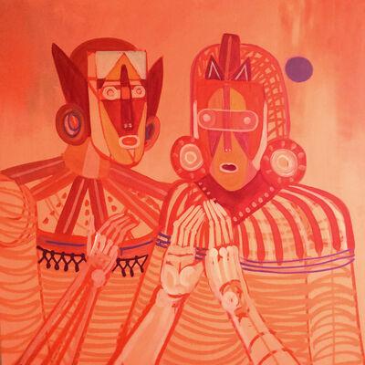 Saner, 'Herederos del Sol', 2015