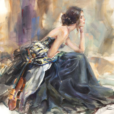 Anna Razumovskaya, 'Pearl Bracelet', ca. 2017