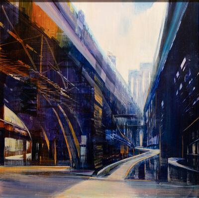 David Allen Dunlop, 'Bridge Labyrinth', ca. 2019