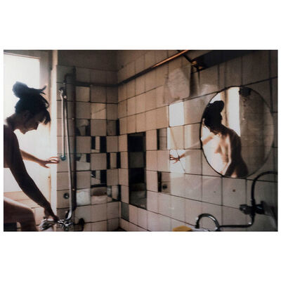 Nan Goldin, 'Käthe in the tub, West Berlin', 1984