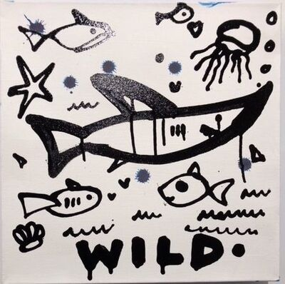 Gregory Siff, 'Element #21 - wild', 2017