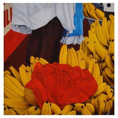 Ana Mercedes Hoyos, 'Palenqueras de Noviembre', 2004