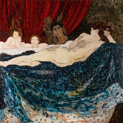 Florence Dussuyer, 'Histoire de femmes 6', 2020