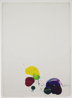 Sam Francis, 'Untitled (SF63-055)', 1963