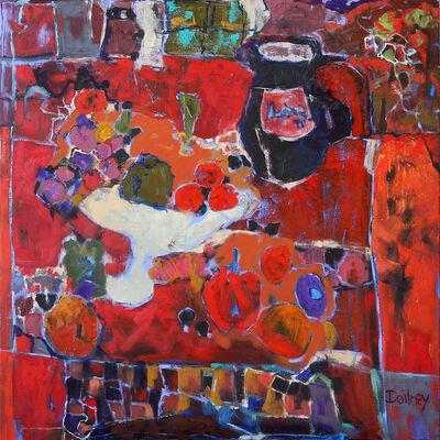 Toni Doilney, 'Red Fruits', 2019