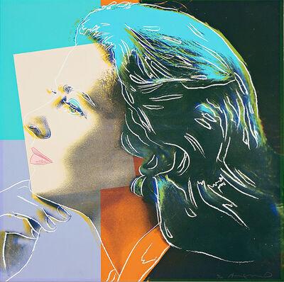 Andy Warhol, 'Ingrid Bergman Herself', 1983