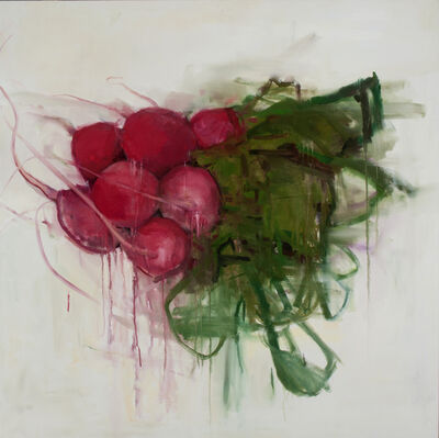 Devorah Jacoby, 'Radishes II', 2016