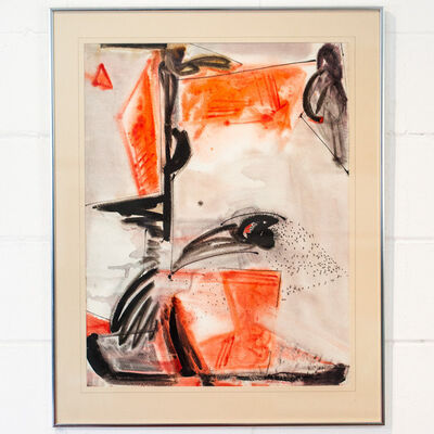 Alexandra Luke, 'Untitled (Eagle)', ca. 1950
