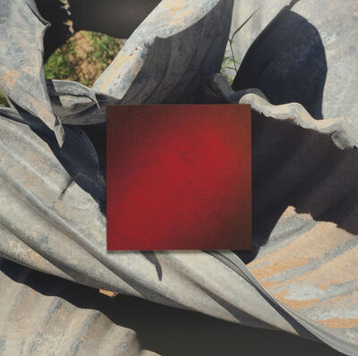 Daniel Barsotti, 'Red on Metal', 2015
