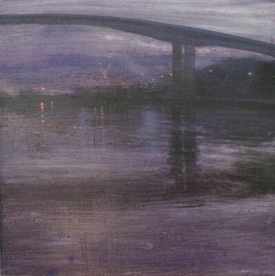 Alejandro Quincoces, 'Rotegui de noche (color)', 2020