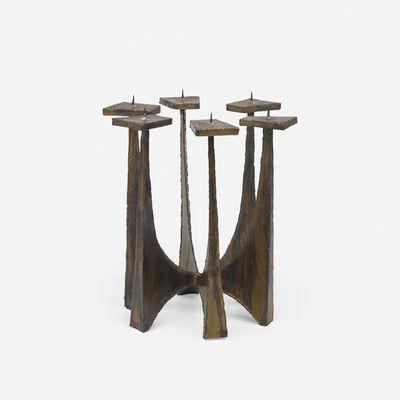 Paul Evans (1931-1987), 'Candelabrum', c. 1970