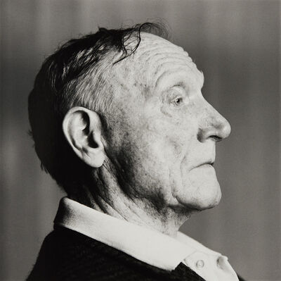 Hiro, 'Robert Penn Warren, poet, fairfield, CT, 10-13-78', 1978