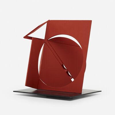 Fletcher Benton, 'Folded Square Alphabet Y', 2013