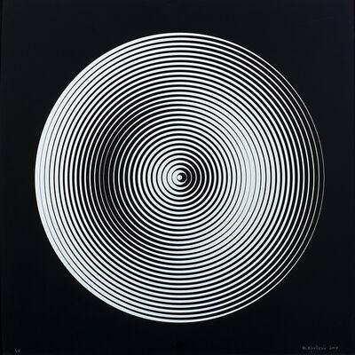 Marina Apollonio, 'Dinamica circolare 008', 2008
