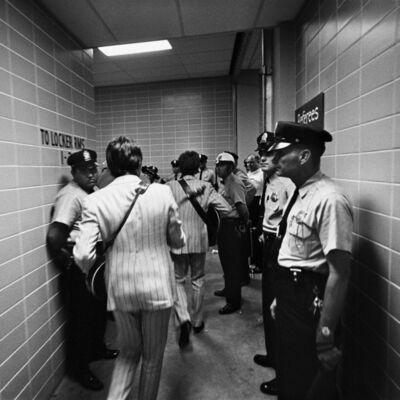 Harry Benson, 'Beatles Shea Stadium, New York', 1966
