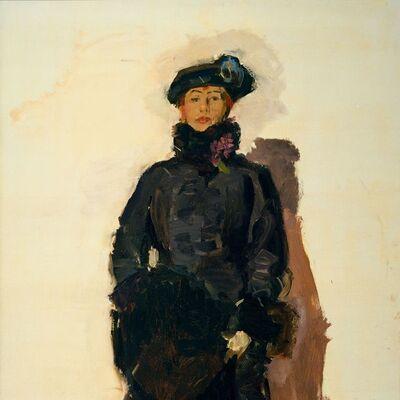Isaac Israels, 'Mata Hari', 1916