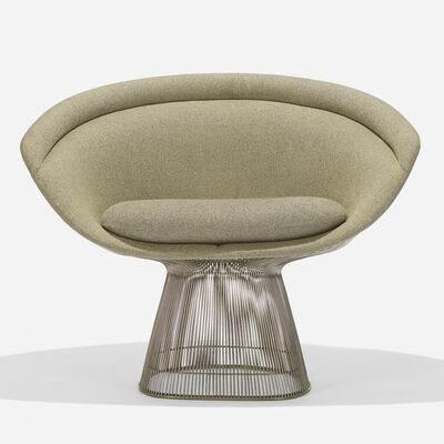Warren Platner, 'Lounge chair', 1966