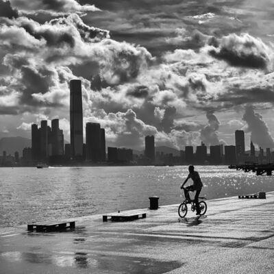 Stephen King 金昌民, 'Morning Cycle', 2020