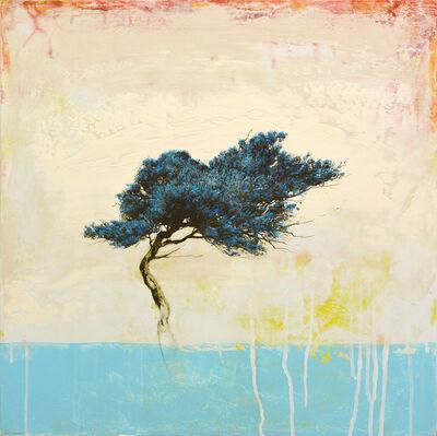 Robert Marchessault, 'Malagan Blue', 2018