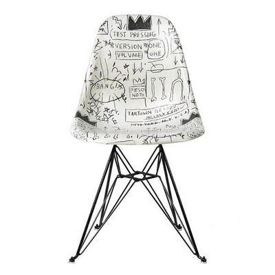 Jean-Michel Basquiat, 'Case Study Furniture® Chair (Record)', 2016-2019