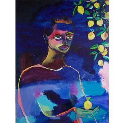 Alice Grenier Nebout, 'L'Homme au citron', 2020