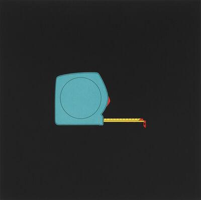 Michael Craig-Martin, 'Tape Measure', 2019