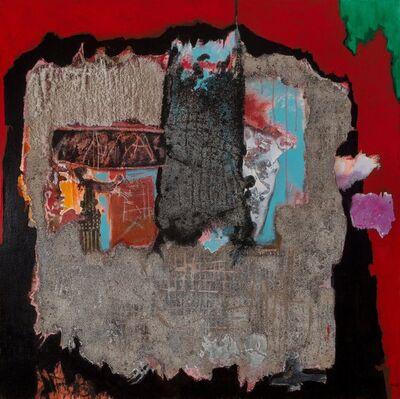 Enrico Donati, 'Denderra IV', 1984