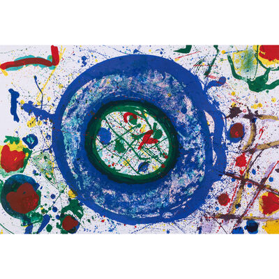 Sam Francis, 'SF-346', 1991