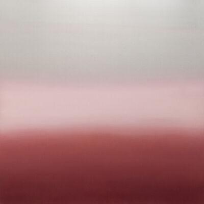 Miya Ando, 'Beni Iro Crimson 4.4.1', 2018