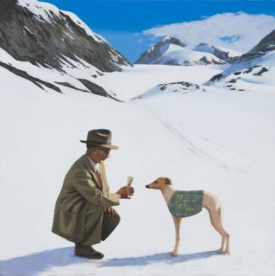 Angel Mateo Charris, 'Turner Prize II', 2010