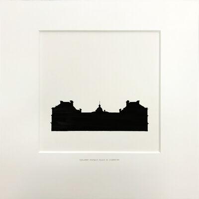 Edwin Monsalve, 'Sin título (Parlamentos-Francia)', 2020