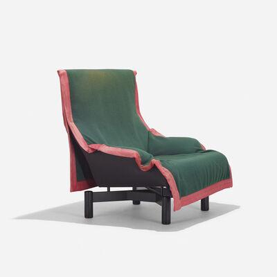 Vico Magistretti, 'Sinbad lounge chair', 1980