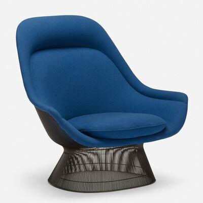 Warren Platner, 'lounge chair', 1966