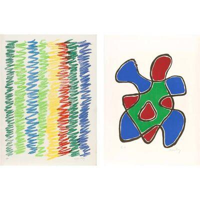 Man Ray, 'Untitled (Menton); Untitled (Deux Figures) (Anselmino 33; 27)'