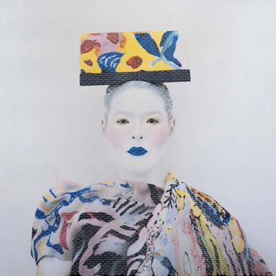 Kimiko Yoshida, 'KyotoKimiko (Waves/Torero)', 2018