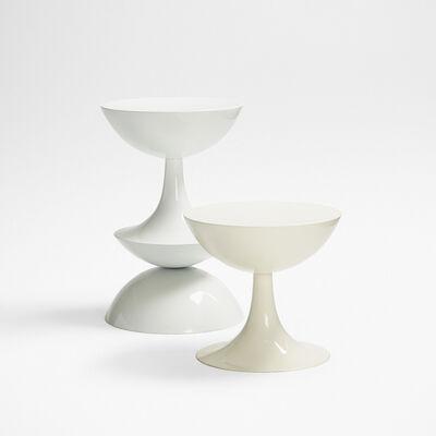 Nanna Ditzel, 'stools for Domus Danica, set of two', 1969