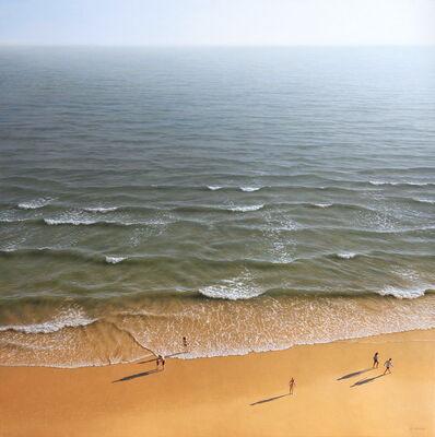 Antonio Cazorla, 'On the Beach', 2019
