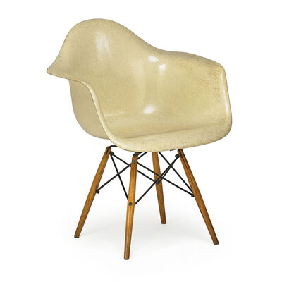 Charles Eames, 'Early dowel-leg chair, Gardena, CA', 1948