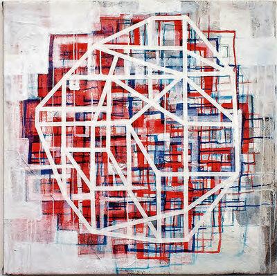"Vicente Hemphill, '""Untitled-2"", 2015, Mixed Medium on Canvas, UNIQUE', 2015"