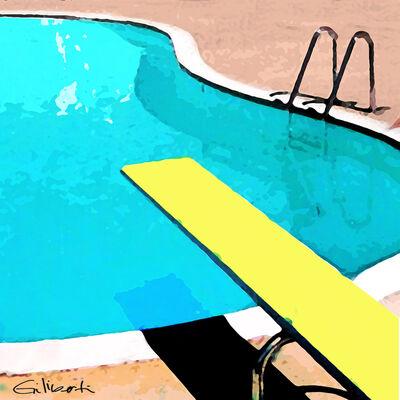 Michael Giliberti, 'Reflections in the Pool', 2017