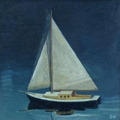 Duncan Hannah, 'Pentimento', 1986-1989
