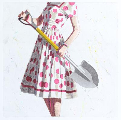 Kelly Reemtsen, 'Ground Breaking, Pink', 2015